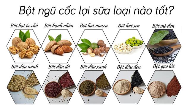 Bột ngũ cốc, bạn đã hiểu đúng công dụng và cách dùng chưa? 7