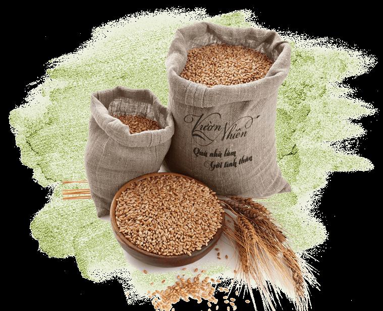 bột ngũ cốc Vườn Nhiên