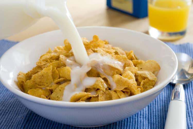 Sử dụng ngũ cốc giảm cân hiệu quả