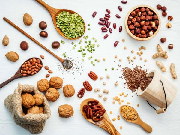 Ngũ cốc chế biến món ăn rất ngon