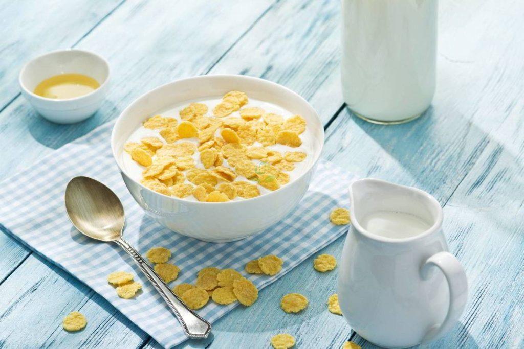 Ngũ cốc rất tốt cho sức khỏe