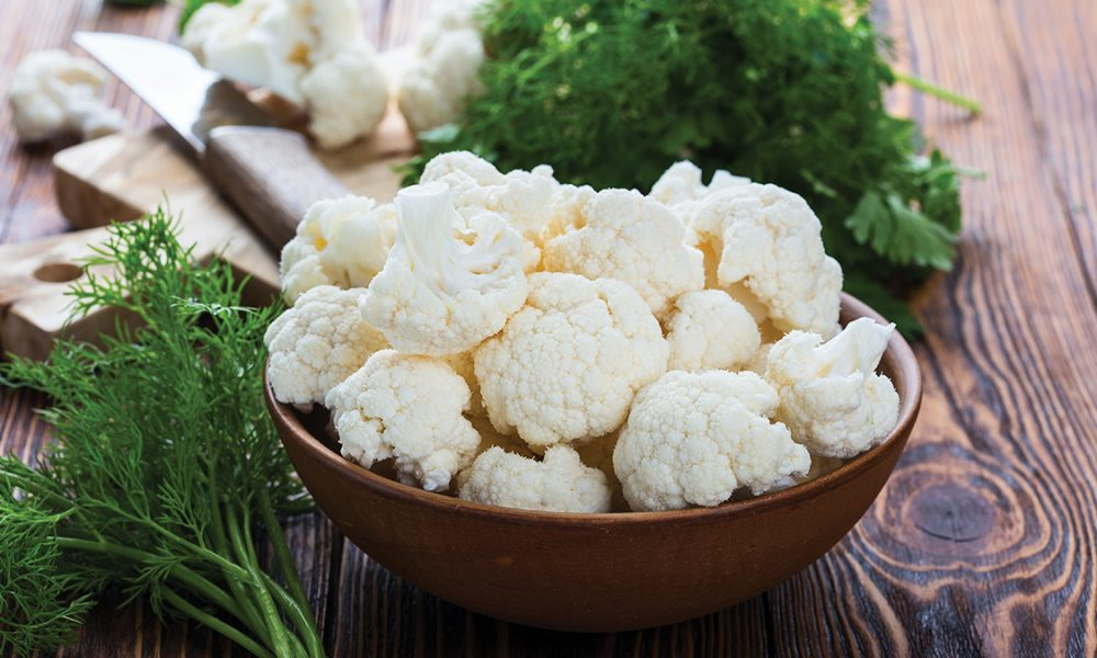 súp lơ trắng và những lợi ích từ súp lơ trắng