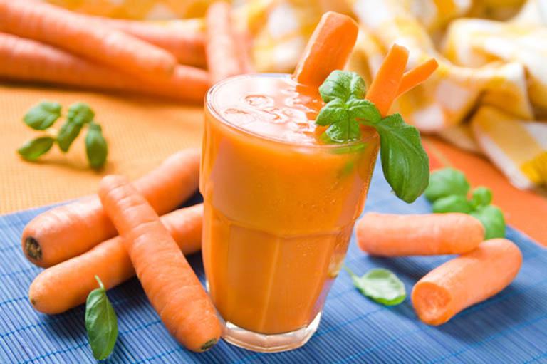 ăn cà rốt sống có tốt không