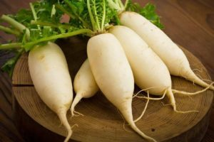 Bạn có biết tác hại của củ cải trắng khi kết hợp sai cách?