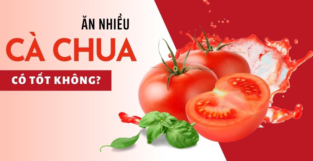 ăn cà chua có tác dụng gì