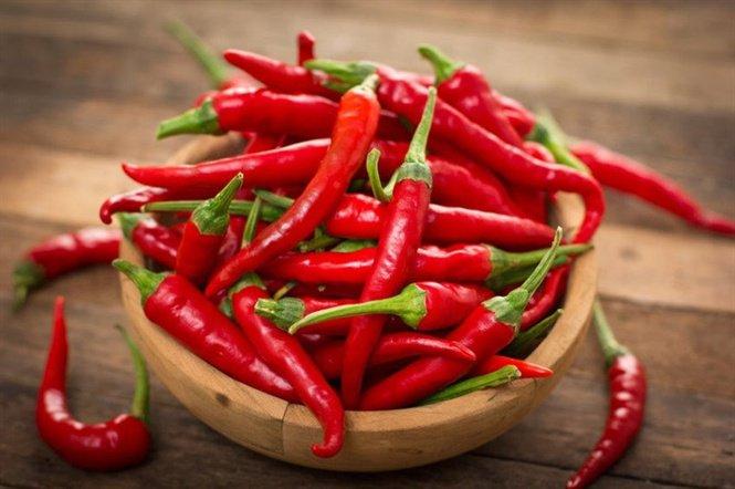 Ăn ớt có tác dụng gì?